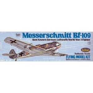 Messerschmitt Bf-109 (505) 419mm